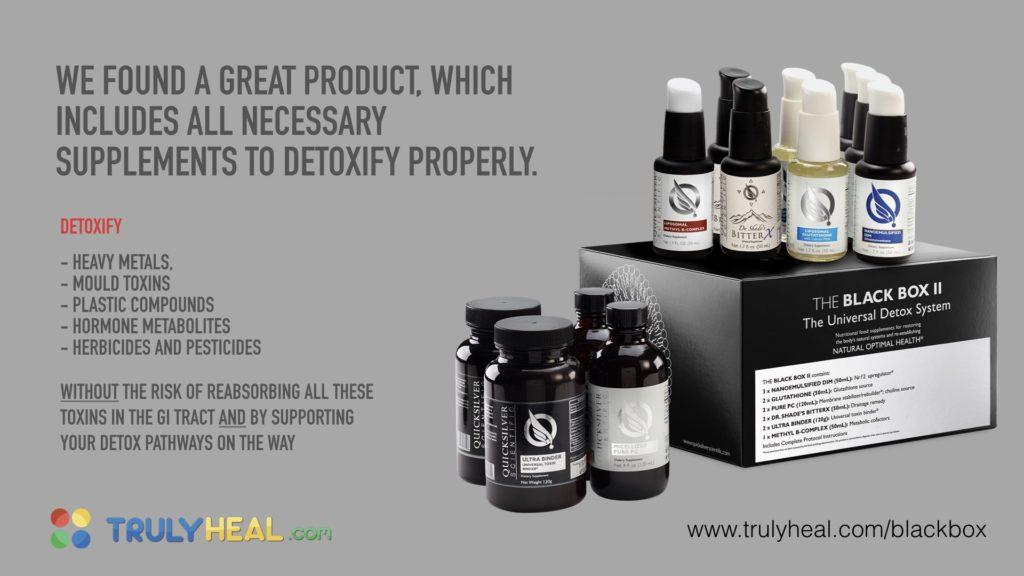 BlackBox Detoxification Program recommended by trulyheal