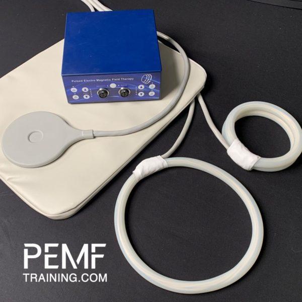 PEMF training CLINIC DUO PEMF device Office model