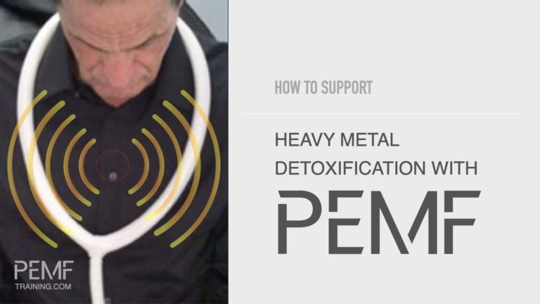 Detoxify with High Intensity PEMF
