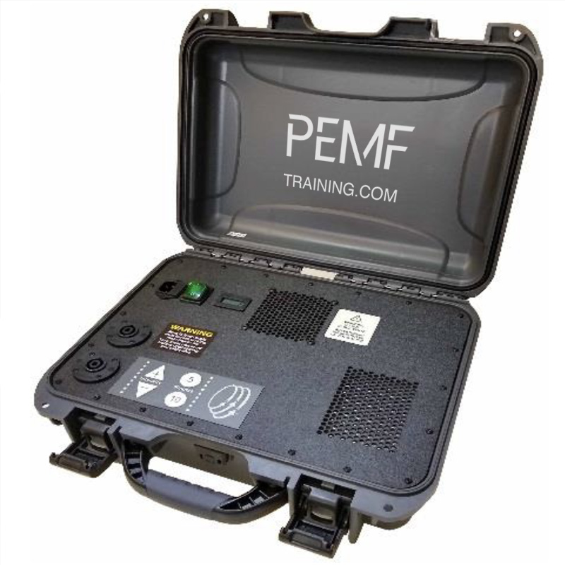 PEMF training PMT MONO high power PEMF device